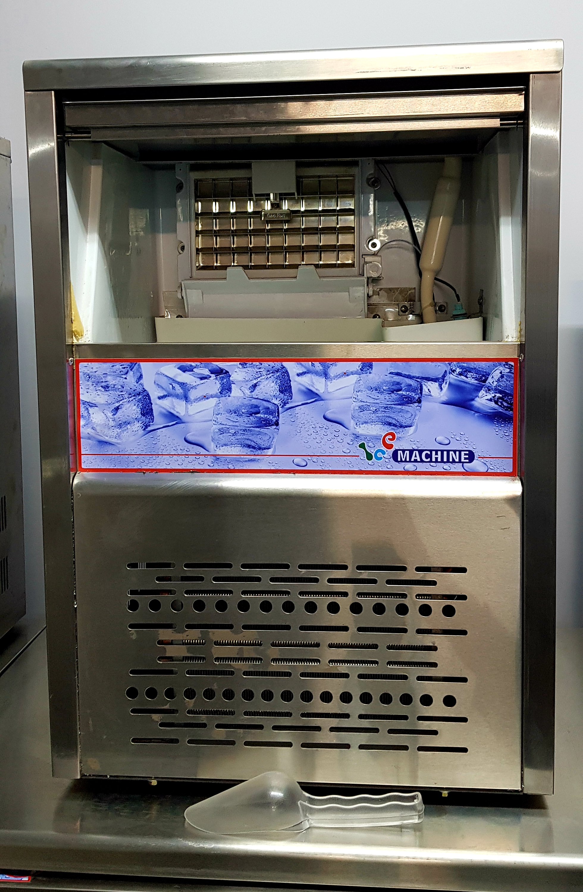 Ice Maker Machine Ice Maker Ice Machine Ice Maker For Sale Ice Machine For Sale Sunrose Online Jhb Commercial Bakery Butchery Catering Refrigeration Equipment