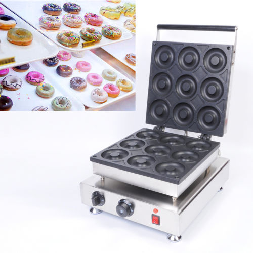 Automatic Doughnut Factory: AUTOMATIC DONUT MACHINE FOR SALE