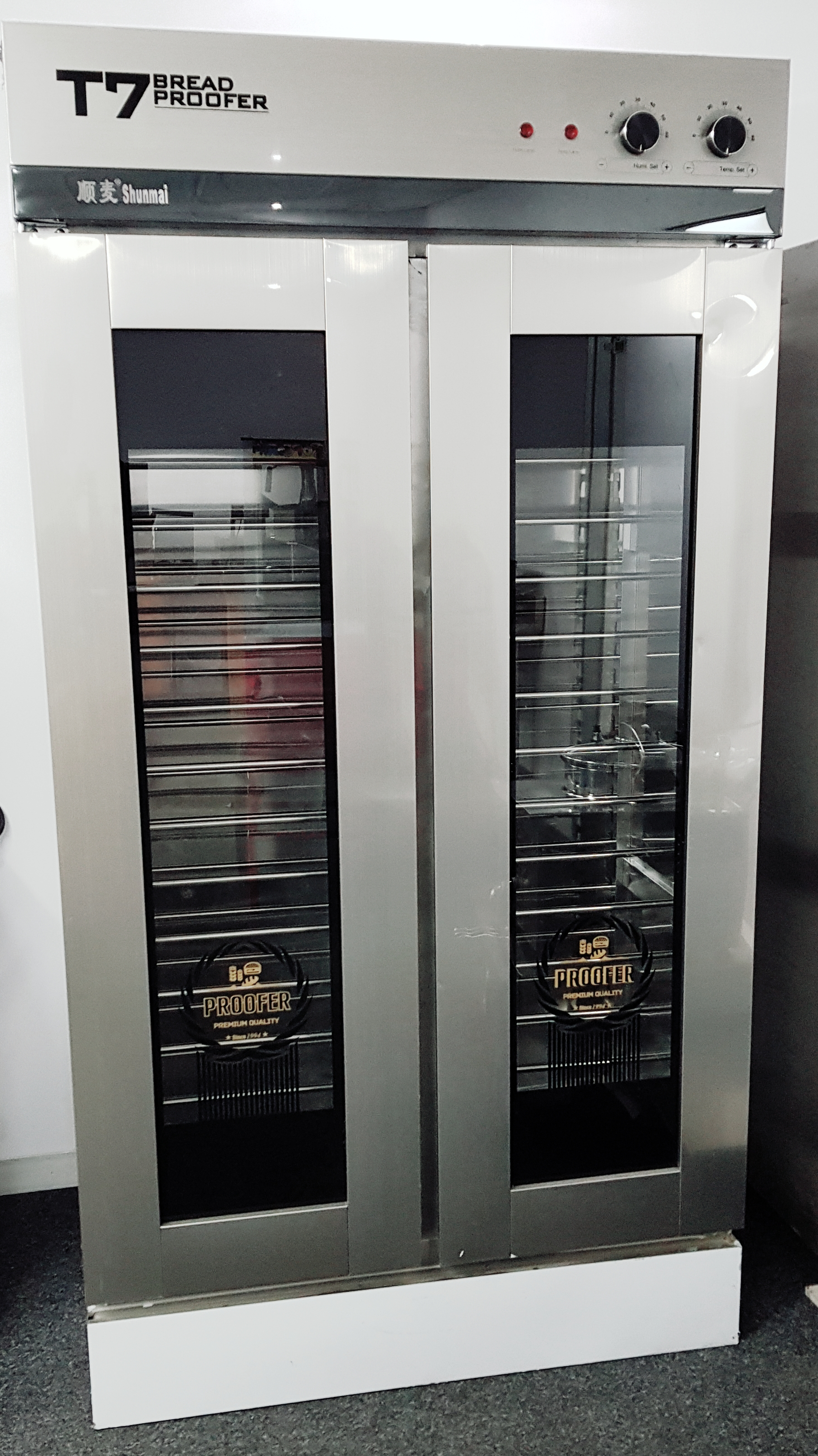 Proofer Bread Proofer Proofer Oven Proofing Oven Baking Prover Ovens For Sale Sunrose Online Jhb Commercial Bakery Butchery Catering Refrigeration Equipment