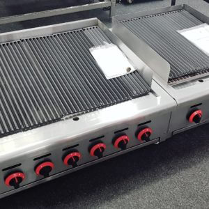 GAS GRILL – GAS CHAR GRILL – CHAR GRILL –  GAS BBQ WITH LAVA ROCKS AND GRIDDLE – LAVA ROCK GAS GRILL FOR SALE
