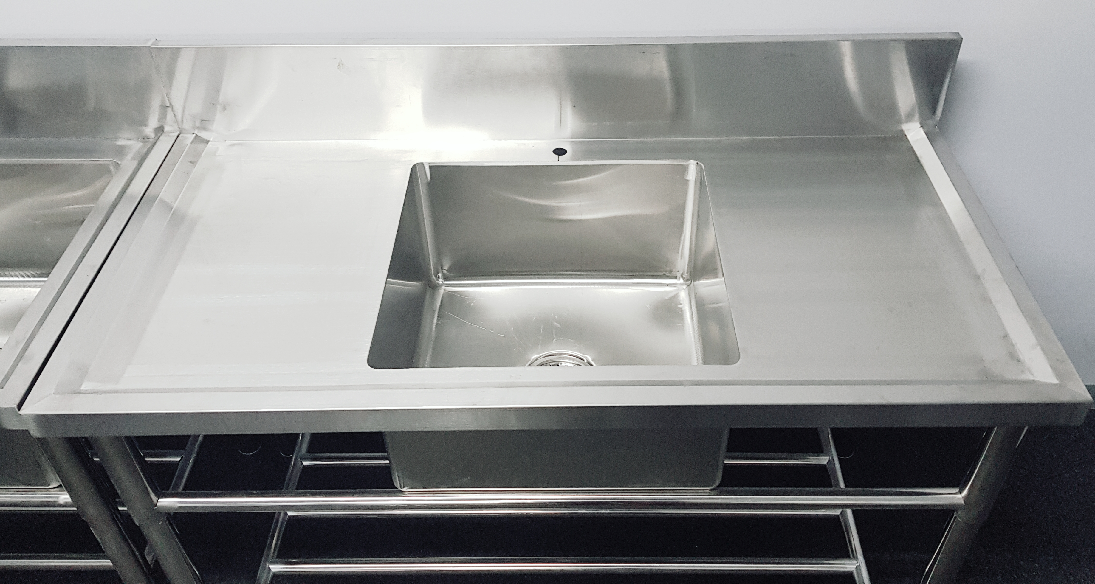 Sinks For Sale Stainless Steel Sink Stainless Steel Basin Prep Sinks Stainless Steel Tables Sunrose Online Jhb Commercial Bakery Butchery Catering Refrigeration Equipment