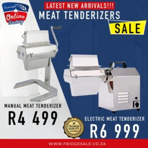 MEAT TENDERIZER MACHINE – MEAT TENDERISER MACHINE – ELECTRIC MEAT TENDERIZER MACHINE