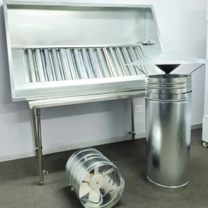 CANOPY EXTRACTOR – KITCHEN EXTRACTOR CANOPY – EXTRACTOR CANOPY FOR SALE – COMMERCIAL KITCHEN EXTRACTOR