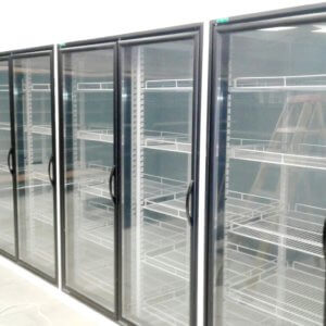 MERCHANDISER FRIDGE – REACH IN FRIDGE – BEER GLASS CHILLER – MERCHANDISER FREEZER – GLASS DOOR COLD ROOM – GLASS DOOR FREEZER