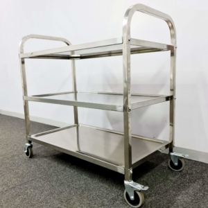 TEA TROLLEY – FOOD TROLLEY – TEA CART – TEA TROLLY – FOOD SERVING TROLLEY – FRUIT TROLLEY – DESSERT TROLLEY – CHEESE TROLLEY
