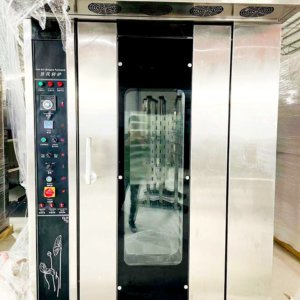 ROTARY OVEN – RACK OVEN – ROTATING OVEN – DIESEL BAKERY OVEN MACHINE PRICE –